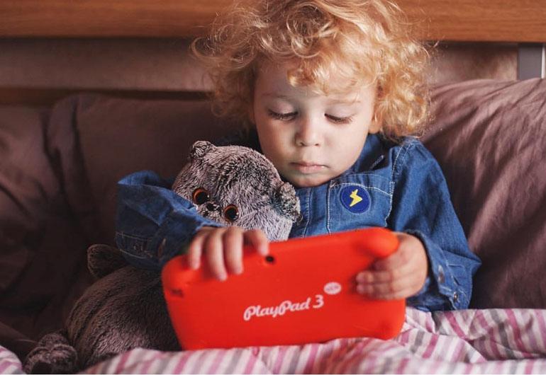 обучающий планшет Playpad 3