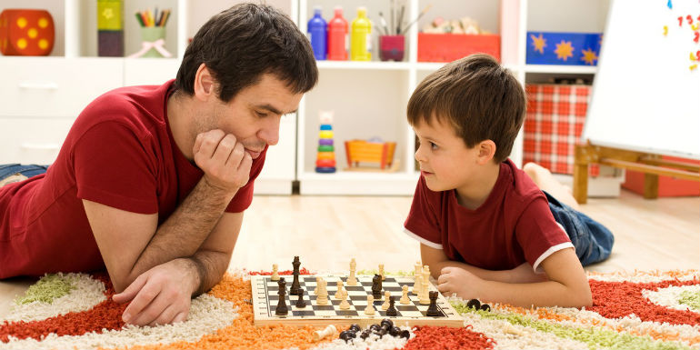 шахматы с какого возраста