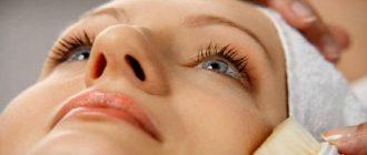 как делать механическую чистку лица