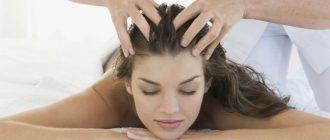 чем полезен массаж головы
