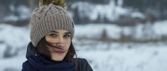 правила ухода за волосами зимой