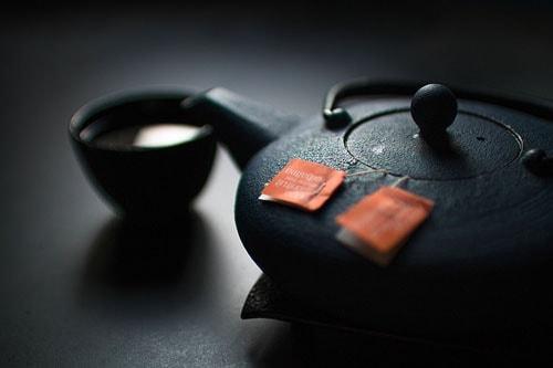зеленый чай для омоложения кожи