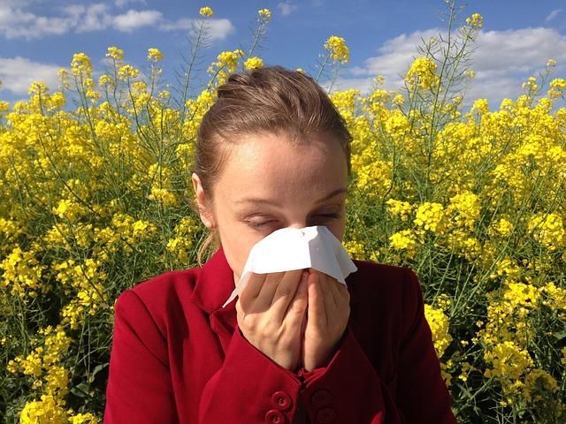 Как вылечить аллергию в домашних условиях