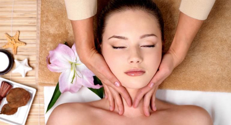 правильный массаж головы