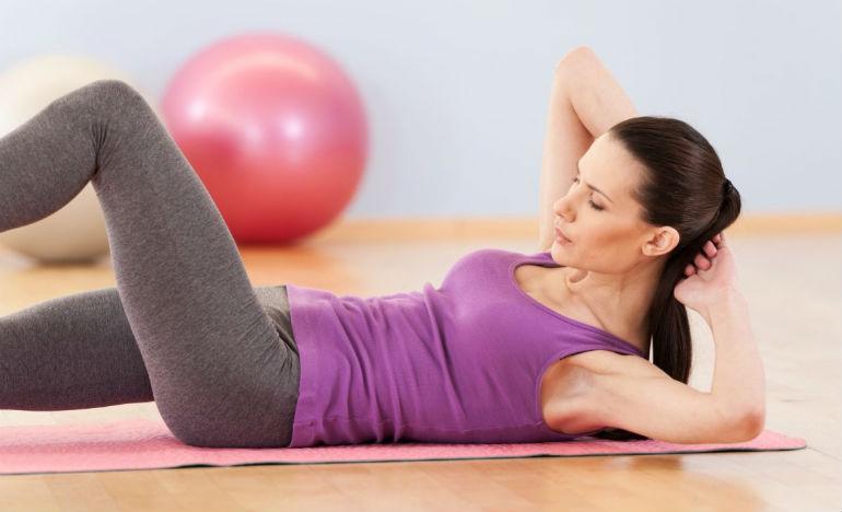 упражнения укрепляющие мышцы спины