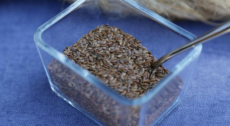 Как употреблять семена льна для похудения правильно