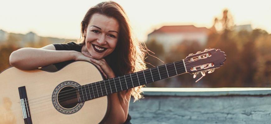 как научиться играть на гитаре самостоятельно в домашних условиях